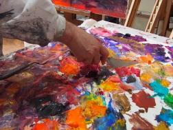 Creative Hand: Kazem Khalil