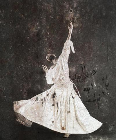 Requiem for Syria #4 by Khaled Akil