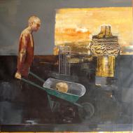 Ahmad Kaddour - Syrian Artist